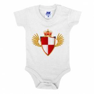 Body dziecięce Tarcza Polska
