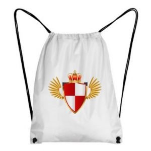 Plecak-worek Tarcza Polska