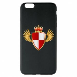 Etui na iPhone 6 Plus/6S Plus Tarcza Polska