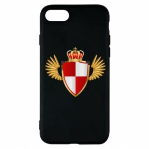 Etui na iPhone 7 Tarcza Polska