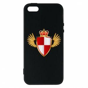 Etui na iPhone 5/5S/SE Tarcza Polska
