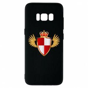 Etui na Samsung S8 Tarcza Polska