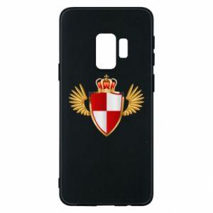 Etui na Samsung S9 Tarcza Polska