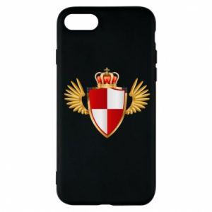 Etui na iPhone 8 Tarcza Polska