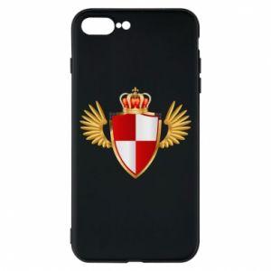 Etui na iPhone 8 Plus Tarcza Polska