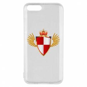 Etui na Xiaomi Mi6 Tarcza Polska