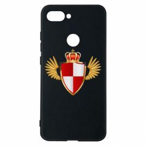 Etui na Xiaomi Mi8 Lite Tarcza Polska