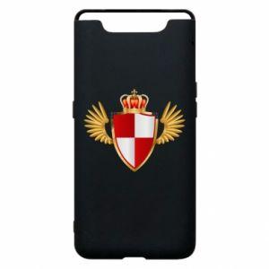 Etui na Samsung A80 Tarcza Polska