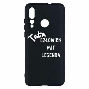 Etui na Huawei Nova 4 Tata Człowiek Mit Legenda