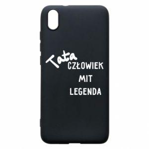 Etui na Xiaomi Redmi 7A Tata Człowiek Mit Legenda