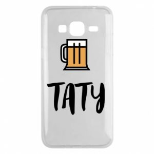 Phone case for Samsung J3 2016 Daddy and beer