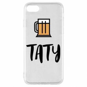 Etui na iPhone SE 2020 Tata i piwo