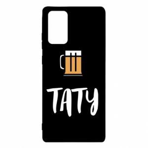 Etui na Samsung Note 20 Tata i piwo