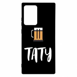 Etui na Samsung Note 20 Ultra Tata i piwo