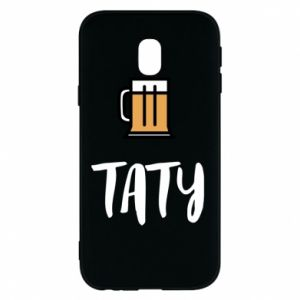 Phone case for Samsung J3 2017 Daddy and beer