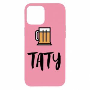 Etui na iPhone 12 Pro Max Tata i piwo