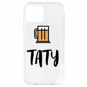 Etui na iPhone 12/12 Pro Tata i piwo