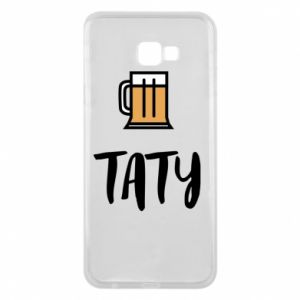 Phone case for Samsung J4 Plus 2018 Daddy and beer