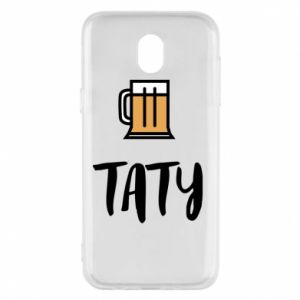 Phone case for Samsung J5 2017 Daddy and beer