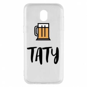 Etui na Samsung J5 2017 Tata i piwo