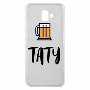Phone case for Samsung J6 Plus 2018 Daddy and beer