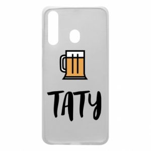 Phone case for Samsung A60 Daddy and beer