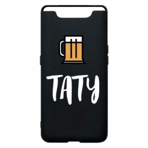 Phone case for Samsung A80 Daddy and beer