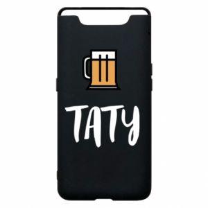 Etui na Samsung A80 Tata i piwo