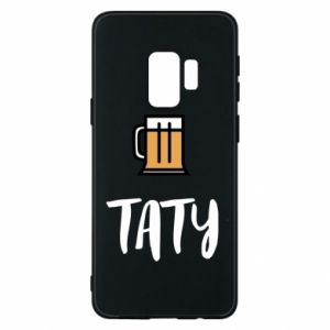 Phone case for Samsung S9 Daddy and beer
