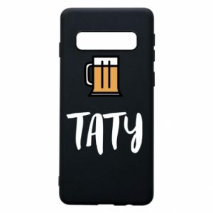 Phone case for Samsung S10 Daddy and beer