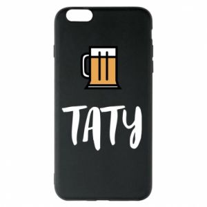 Etui na iPhone 6 Plus/6S Plus Tata i piwo