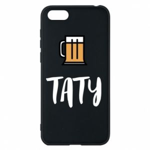 Phone case for Huawei Y5 2018 Daddy and beer