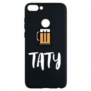 Phone case for Huawei P Smart Daddy and beer