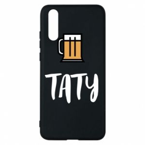 Phone case for Huawei P20 Daddy and beer