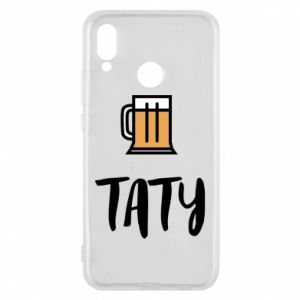 Phone case for Huawei P20 Lite Daddy and beer