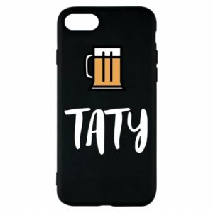 Phone case for iPhone 7 Daddy and beer