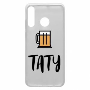 Phone case for Huawei P30 Lite Daddy and beer