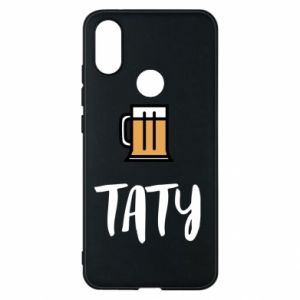 Phone case for Xiaomi Mi A2 Daddy and beer