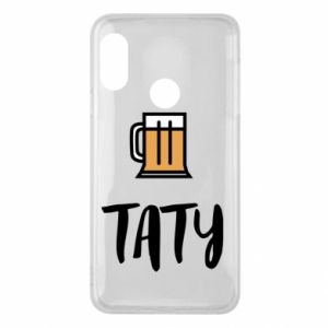 Phone case for Mi A2 Lite Daddy and beer
