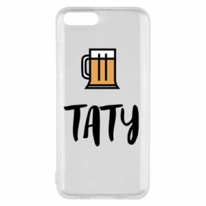 Phone case for Xiaomi Mi6 Daddy and beer