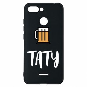 Phone case for Xiaomi Redmi 6 Daddy and beer