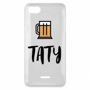 Phone case for Xiaomi Redmi 6A Daddy and beer