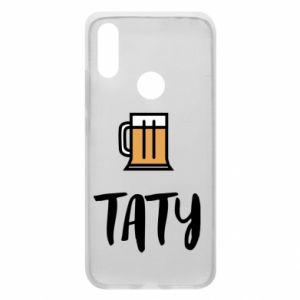 Phone case for Xiaomi Redmi 7 Daddy and beer