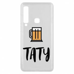 Phone case for Samsung A9 2018 Daddy and beer
