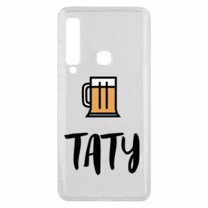 Etui na Samsung A9 2018 Tata i piwo