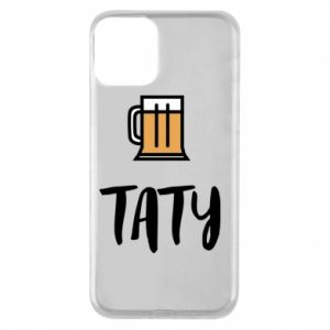 Phone case for iPhone 11 Daddy and beer