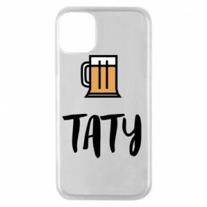 Phone case for iPhone 11 Pro Daddy and beer