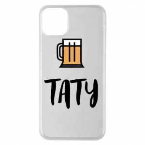 Phone case for iPhone 11 Pro Max Daddy and beer