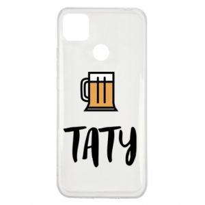 Etui na Xiaomi Redmi 9c Tata i piwo