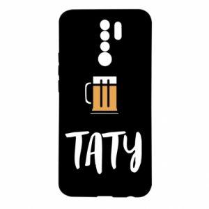 Etui na Xiaomi Redmi 9 Tata i piwo